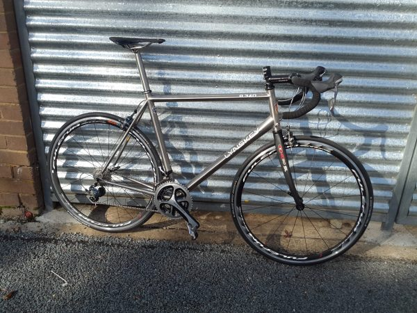 Lynskey r340/Dura ace 9000 build